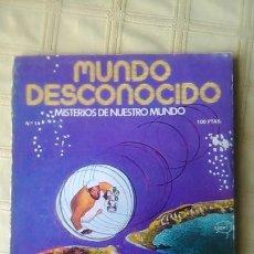 Coleccionismo de Revistas y Periódicos: MUNDO DESCONOCIDO.REVISTA 14.. Lote 84407504