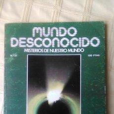 Coleccionismo de Revistas y Periódicos: MUNDO DESCONOCIDO.REVISTA 27.. Lote 84407703