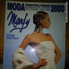 Coleccionismo de Revistas y Periódicos: COSTURA FASHION DESIGN REVISTA MODA MARFY AÑO 1997 GRAN FORMATO MUCHOS DISEÑOS 140 PAGINAS ,. Lote 84625504