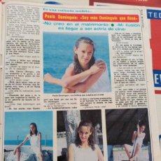 Coleccionismo de Revistas y Periódicos: PAOLA DOMINGUIN . Lote 84966340