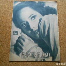 Coleccionismo de Revistas y Periódicos: PRIMER PLANO, 4 NOVIEMBRE 1945, MERLE OBERON, JOHN WAYNE, Nº 264. Lote 85061500