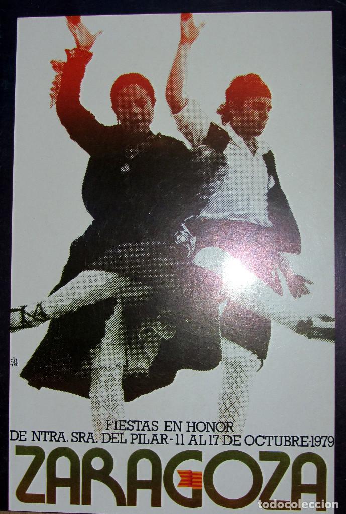 PROGRAMA DE FIESTAS DEL PILAR 1979 ZARAGOZA (Coleccionismo - Revistas y Periódicos Modernos (a partir de 1.940) - Otros)