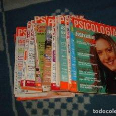 Coleccionismo de Revistas y Periódicos: LOTE 28 REVISTAS PSICOLOGIA . Lote 85431720