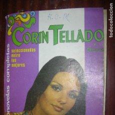 Coleccionismo de Revistas y Periódicos: REF.(1) CORIN TELLADO (3 FOTONOVELAS COMPLETAS SELECCIONADA ENTRE LAS MEJORES). Lote 85512660