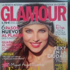 Coleccionismo de Revistas y Periódicos: GLAMOUR - OCTUBRE 2010 - CON ELSA PATAKY EN PORTADA --REFM1E5DE. Lote 85856192