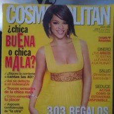 Coleccionismo de Revistas y Periódicos: COSMOPOLITAN -JULIO 2008 - CON RIHANNA --REFM1E5DE. Lote 174341355