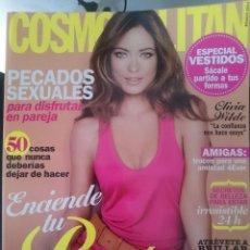 Coleccionismo de Revistas y Periódicos: COSMOPOLITAN - AGOSTO 2011 - CON OLIVIA WILDE --REFM1E5DE. Lote 85859424
