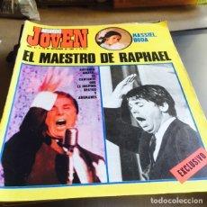 Coleccionismo de Revistas y Periódicos: REVISTA MUNDO JOVEN NÚM 61. Lote 85891091