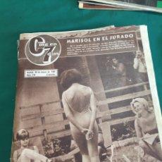 Coleccionismo de Revistas y Periódicos: REVISTA CINE EN SIETE DÍAS. Lote 85984652