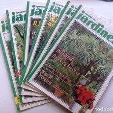 Coleccionismo de Revistas y Periódicos: LOTE 6 REVISTAS APUNTES DE JARDINERA . Lote 86019524