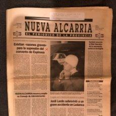 """Coleccionismo de Revistas y Periódicos: NUEVA ALCARRIA""""EL PERIODICO DELA PROVINCIA"""" A.1997. Lote 86161323"""