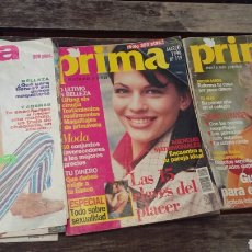 Coleccionismo de Revistas y Periódicos: REVISTAS PRIMA NÚMERO 143 ,149,161. Lote 86218192