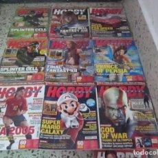 Coleccionismo de Revistas y Periódicos: HOBBY 15 REVISTAS. Lote 86355144