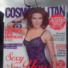 Coleccionismo de Revistas y Periódicos: COSMOPOLITAN - ENERO 2012 - CON SCARLETT JOHANSSON -REFM1E5DETCEN. Lote 86386924