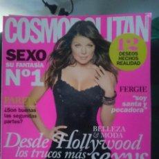 Coleccionismo de Revistas y Periódicos: COSMOPOLITAN - ENERO 2010 - CON FERGIE -REFM1E5DETCEN. Lote 86387020