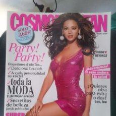 Coleccionismo de Revistas y Periódicos: COSMOPOLITAN - ENERO 2009 - CON BEYONCE -REFM1E5DETCEN. Lote 86387064
