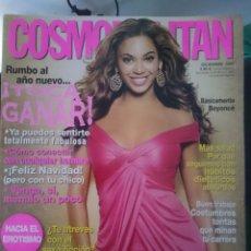 Coleccionismo de Revistas y Periódicos: COSMOPOLITAN - DICIEMBRE 2007 - CON BEYONCE -REFM1E5DETCEN. Lote 86387200
