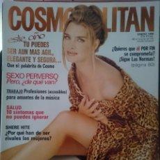 Coleccionismo de Revistas y Periódicos: COSMOPOLITAN - ENERO 1998 --REFM1E5DETDER. Lote 86440620