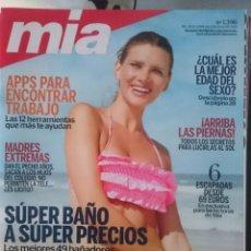 Coleccionismo de Revistas y Periódicos: MIA - N 1.396 - DEL 26 JUNIO AL 2 JULIO 2013 --REFM1E5DETDER. Lote 86446304