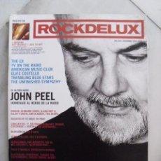 Coleccionismo de Revistas y Periódicos: REVISTA ROCK DE LUX Nº 224. DICIEMBRE 2004. JOHN PEEL.. Lote 86513424
