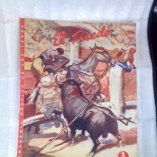 Coleccionismo de Revistas y Periódicos: SEMANARIO GRAFICO DE LOS TOROS, EL RUEDO . Lote 86890472