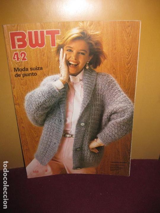 revista bwt 42. moda suiza de punto y crochet c - Comprar Otras ...