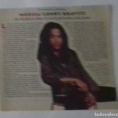 Coleccionismo de Revistas y Periódicos: LENNY KRAVITZ EN RECORTE (RP26) 1 FOTO LA REVISTA DE EL MUNDO DE 24 MARZO 1996. Lote 86985396