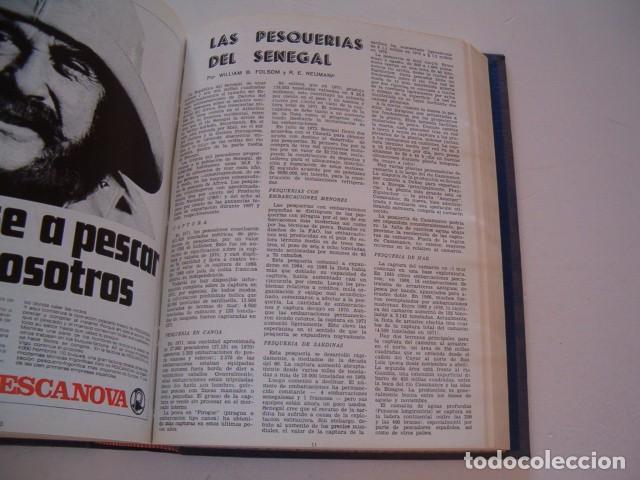 Coleccionismo de Revistas y Periódicos: VV. AA. Industrias Pesqueras. Revista Marítima Quincenal. Año 1974. RM80972. - Foto 6 - 87059456