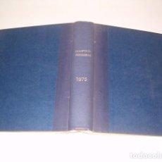 Coleccionismo de Revistas y Periódicos: VV. AA. INDUSTRIAS PESQUERAS. REVISTA MARÍTIMA QUINCENAL. AÑO 1975. RM80973. . Lote 87059712