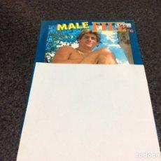 Coleccionismo de Revistas y Periódicos: REVISTA GAY, MALE FILE Nº 6- REVISTA EROTICA AÑOS 90 ( EDICION AMERICANA ). Lote 87181216
