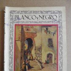 Coleccionismo de Revistas y Periódicos: BLANCO Y NEGRO. NÚM. 1952. 14 DE OCTUBRE DE 1928.. Lote 87234556