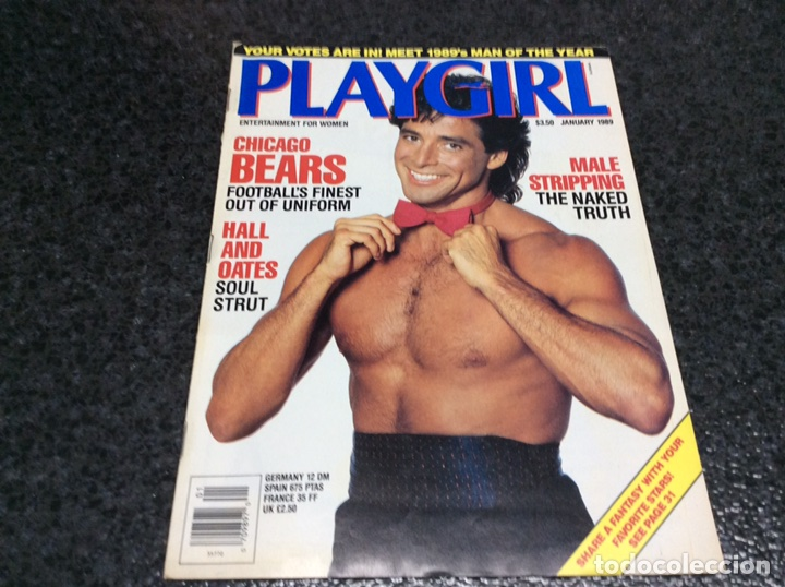 playgirl magazines for sale