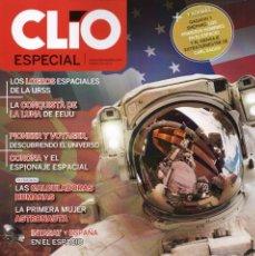 Coleccionismo de Revistas y Periódicos: CLIO ESPECIAL N. 28 - EEUU VS. URSS; LA GUERRA FRIA ESPACIAL (NUEVA). Lote 169020642