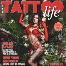 Coleccionismo de Revistas y Periódicos: TATTOO LIFE N. 87 (NUEVA). Lote 87353480