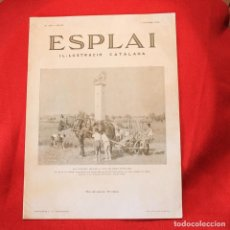 Coleccionismo de Revistas y Periódicos: ESPLAI - Nº149 ANY IV - 7 OCTUBRE 1934 - MIQUEL D'ESPLUGUES. Lote 87699104