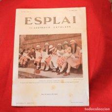 Coleccionismo de Revistas y Periódicos: ESPLAI - Nº124 ANY IV - 15 ABRIL 1934 - JUAN BOSCO. Lote 87699132
