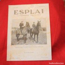 Coleccionismo de Revistas y Periódicos: ESPLAI - Nº157 ANY IV - 2 DESEMBRE 1934. Lote 87699228