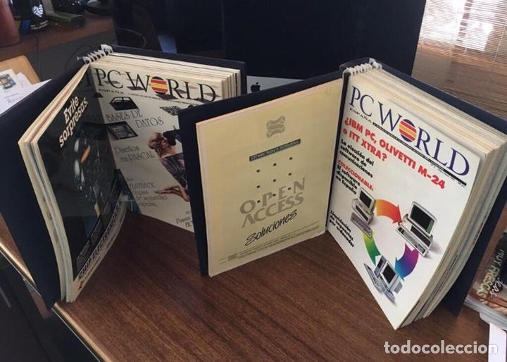 COLECCION PCWORLD 1985 (Coleccionismo - Revistas y Periódicos Modernos (a partir de 1.940) - Otros)