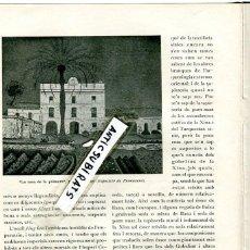 Coleccionismo de Revistas y Periódicos: REVISTA AÑO 1919 LA CASA DE LA PALMERA JOAN MIRO JUAN CUBISMO SEGUN MAURICE RAYNAL SALVAT-PAPASSEIT. Lote 87888236