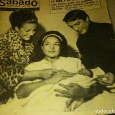 Coleccionismo de Revistas y Periódicos: MARISOL .SÁBADO GRÁFICO.1963. Lote 87952212