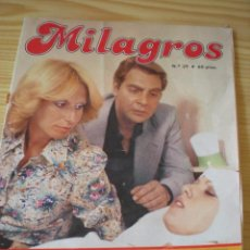 Coleccionismo de Revistas y Periódicos: MILAGROS Nº 29. Lote 88115436
