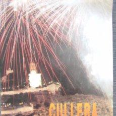 Coleccionismo de Revistas y Periódicos: REVISTA, CULLERA, FESTES 1990. . Lote 88137212
