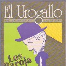 Coleccionismo de Revistas y Periódicos: EL UROGALLO - MARZO 1988 - REVISTA LITERARIA Y CULTURAL. Lote 88329452