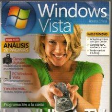 Coleccionismo de Revistas y Periódicos: REVISTA OFICIAL WINDOWS VISTA Nº 7 · NOVIEMBRE, 2007 · 124 PÁGINAS. Lote 88362744