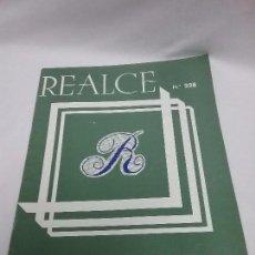 Coleccionismo de Revistas y Periódicos: REVISTA REALCE N° 228 - LETRAS A PUNTO DE CRUZ , ABECEDARIO - AÑO 1978. Lote 88788492
