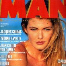 Coleccionismo de Revistas y Periódicos: INGRID REVISTA MAN JUNIO 1993. Lote 88819784