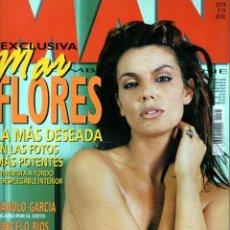 Coleccionismo de Revistas y Periódicos - EXCLUSIVA MAR FLORES REVISTA MAN JULIO 1998 - 88820108