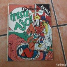Coleccionismo de Revistas y Periódicos: AJOBLANCO EXTRA MAYO -78,PESTE A AJO. Lote 89038948