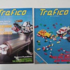 Coleccionismo de Revistas y Periódicos: REVISTAS TRAFICO. Lote 89092572