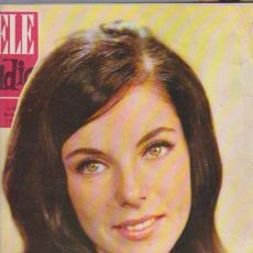 Coleccionismo de Revistas y Periódicos: TELE RADIO - Nº 304 / 1963 - MARGARET B. PETERS EN PORTADA. Lote 89185584